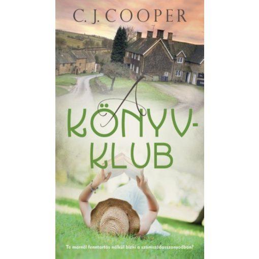 C. J. Cooper - A könyvklub (új példány)