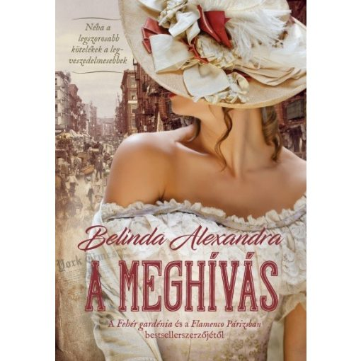 Belinda Alexandra - A meghívás (új példány)