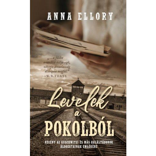 Anna Ellory-Levelek a pokolból (új példány)